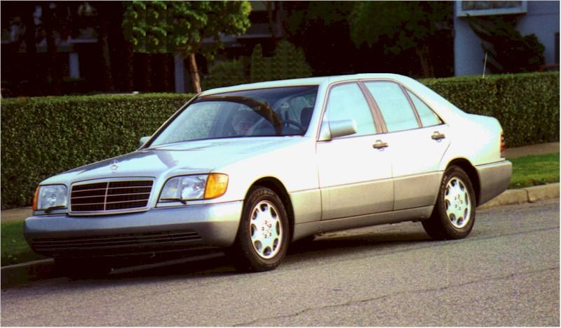 Mercedes-benz Info Page