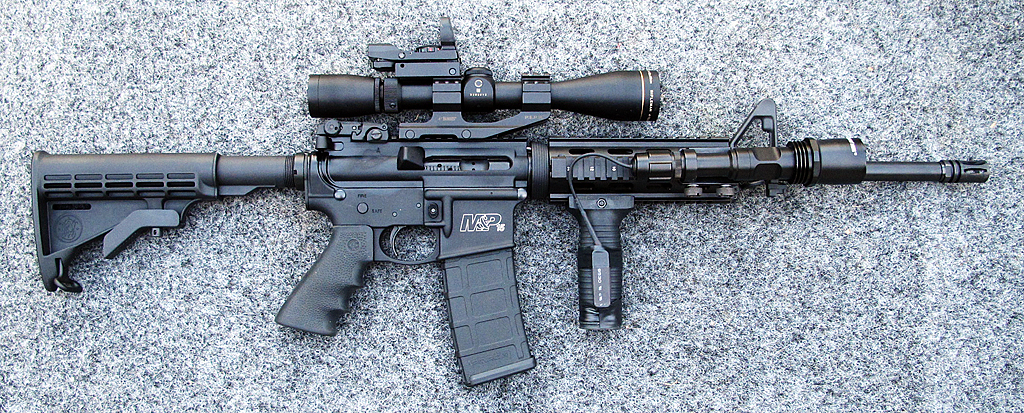Sig's SIG551-A1 Tactical Rifle
